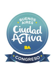 The logo for the Buenos Aires Ciudad Activa Summit