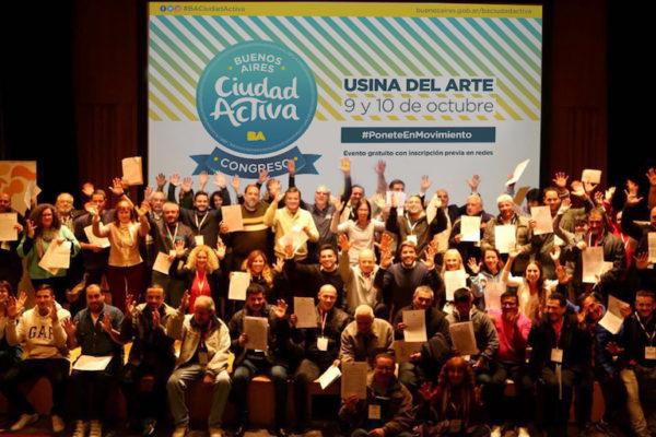 Supports of Buenos Aires Ciudad Activa