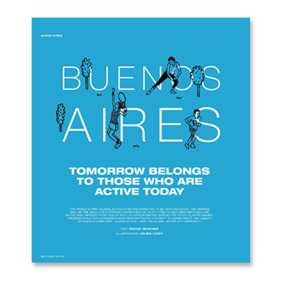 An article from the Olympic Review about Buenos Aires 2018